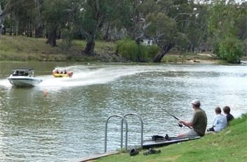 watersports - BIG4 Deniliquin Holiday Accommodation activities