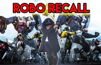 Watch: Robo Recall is Playable on HTC Vive Using Revive Mod Heres How http://ift.tt/2lh5PfW  Oculus Rift exclusive title Robo Recall which launched just yesterday  can already be played on the HTC Vive usingthe infamous Revive mod. And as you can see in t