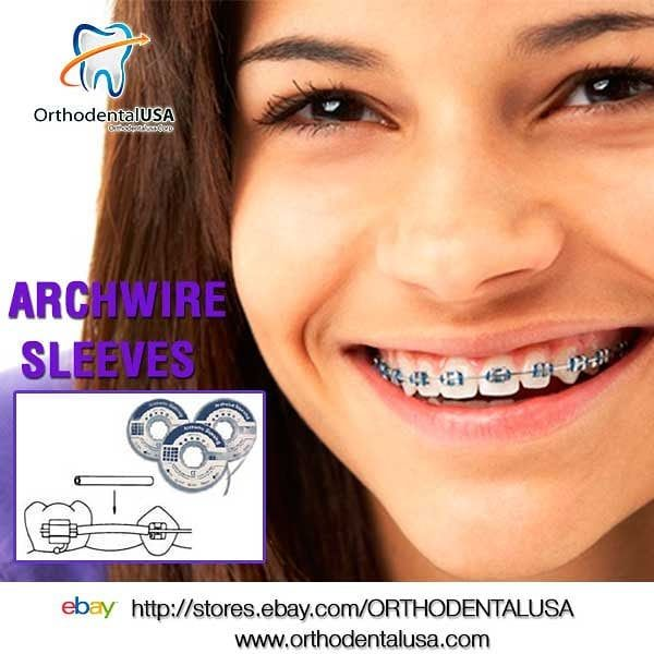 ARCHWIRE SLEEVES & BUMPER TUBING CLEAR Clear archwire sleeving made out of soft transparent material. The Tubing has an excellent fit on the archwire eliminating food entering the tube so patients receive a cleaner and more hygienic product. Highly resistant to staining. #orthodontics #dental #dentalsupply #dentist #orthodonticsupplies #dental #DentalProducts #Orthodentalusa #Products #DentalChair #EquipmentOnline #dental #orthodontic #orthodontics #orthodonticassistant #orthodontist…