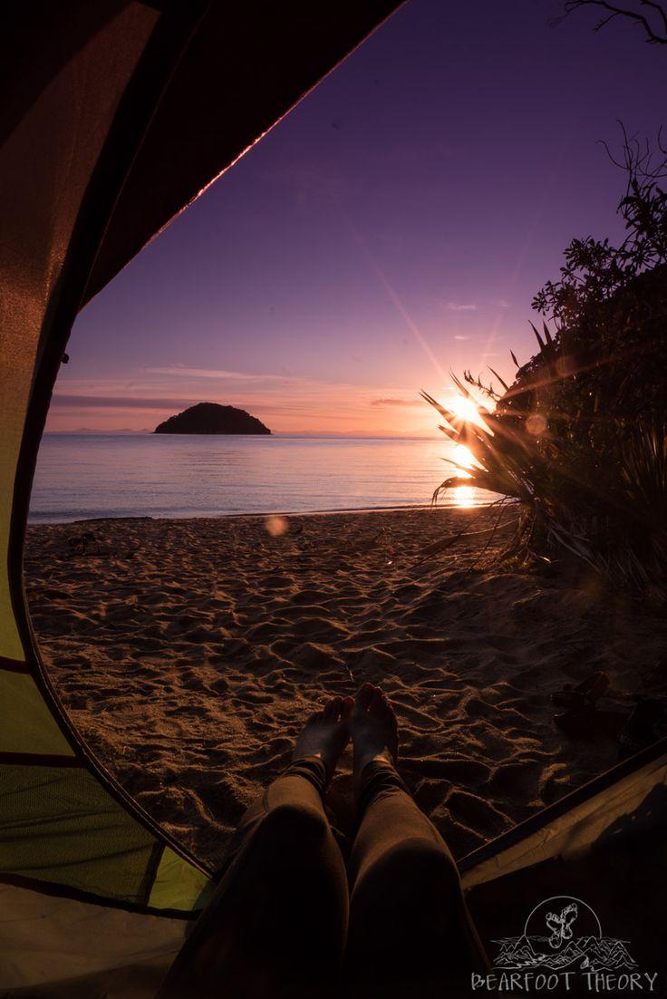 New Zealand Road Trip: Kayaking the Abel Tasman Coast