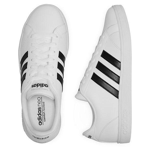 white adidas shoe laces