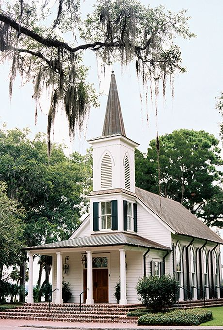 Brides.com: . The Inn at Palmetto Bluff in Bluffton, South Carolina. Gorgeous guest suites on the saltwater May River (you can go dolphin watching!) make this the perfect place for an intimate bash; The Inn at Palmetto Bluff.
