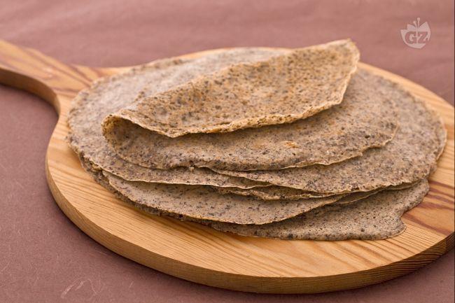 Le crepes di grano saraceno (gallettes de sarrasin) sono delle specialità bretoni, preparate con farina di grano saraceno e farcite poi con ripieni solitamente salati.