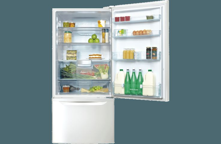 Panasonic NR-BY552XWAU Panasonic 554L Bottom Mount Refrigerator - The Good Guys. Find bargain buys and bonus offers from Australia's leading electrical & home appliance store. SEEMS TO HAVE BEST STORAGE, FEB '16