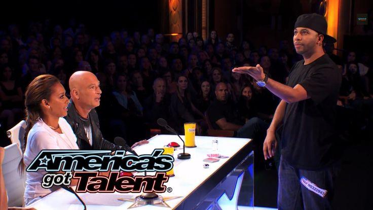 Mágico surpreende jurados com truques épicos no America's Got Talent! - ...