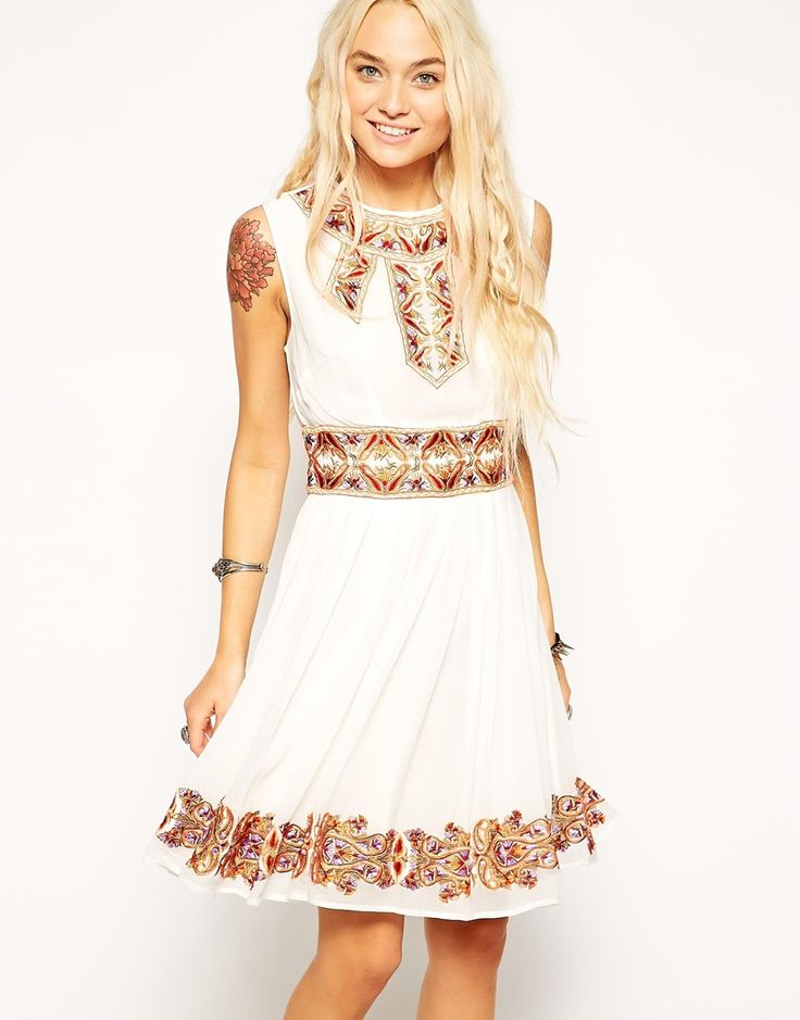 47 best images about bohemian theme wedding guest outfit for Boho dresses for wedding guests