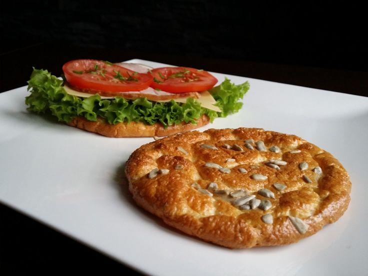 Chlebek nieskowęglowodanowy
