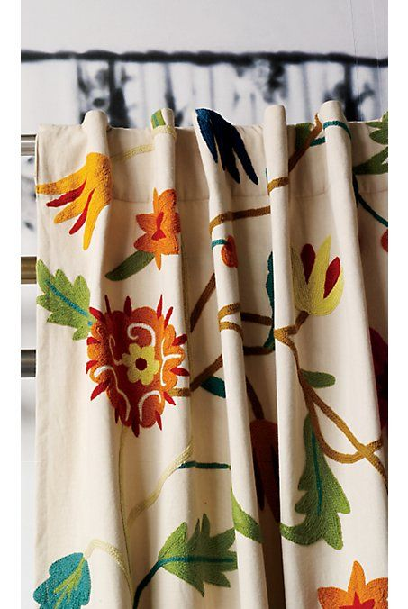 Mantadia Curtain From Anthropologie