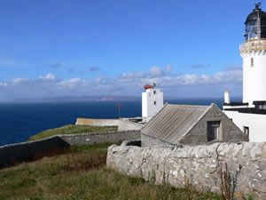 Dunnet Head is the most northerly point on mainland Britain