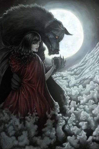 wolves and humans relationship