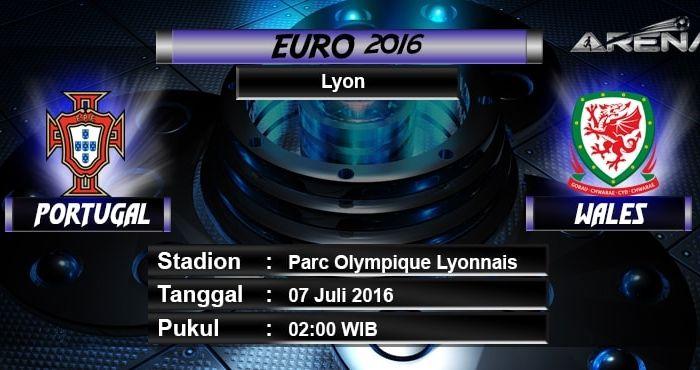 Situs Betting Online - Prediksi Portugal Vs Wales - 07 Juli 2016