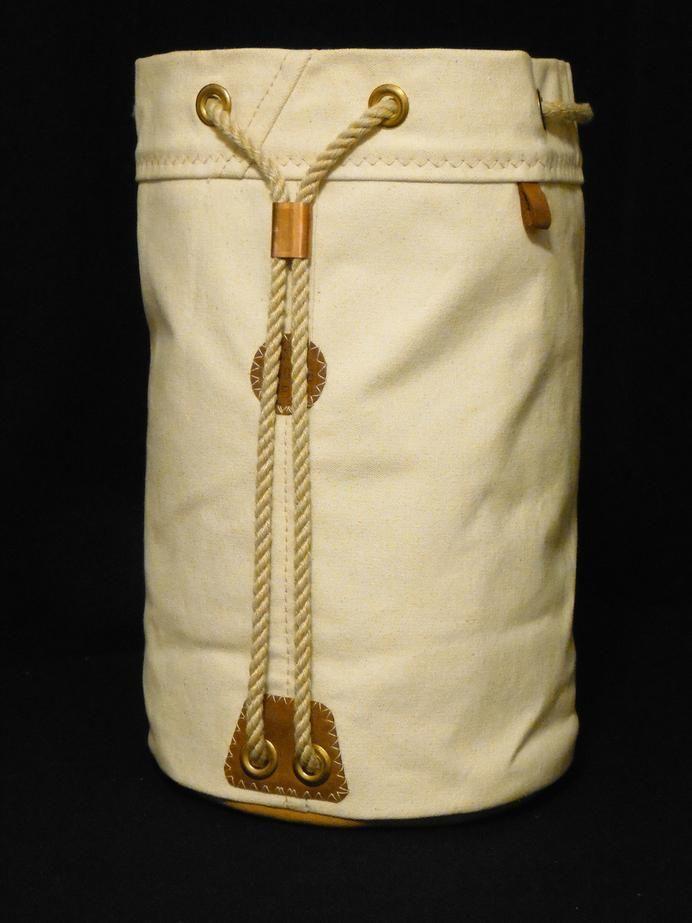A O Sailor Ditty Bag Leather Bags Fendi Spy Waxed
