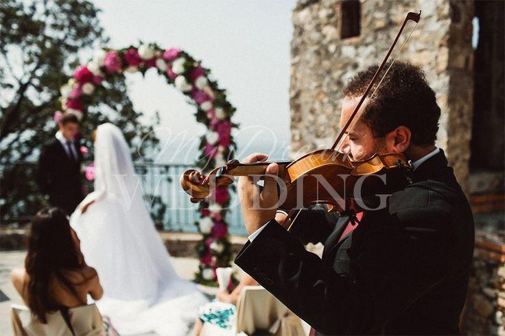 Andrew and Olga, wedding in Liguria