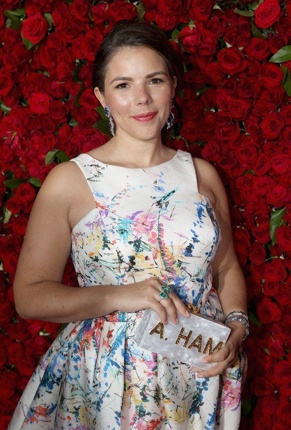 How 'Hamilton' Won The Tonys Red Carpet, Too