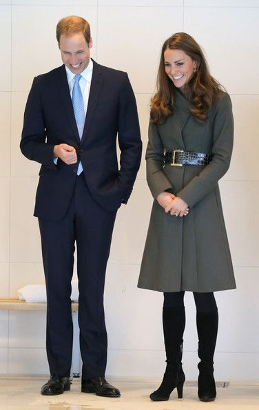 Kate Middleton Photos - Official Launch of The Football Association's National Football Centre, St George's Park. - Zimbio