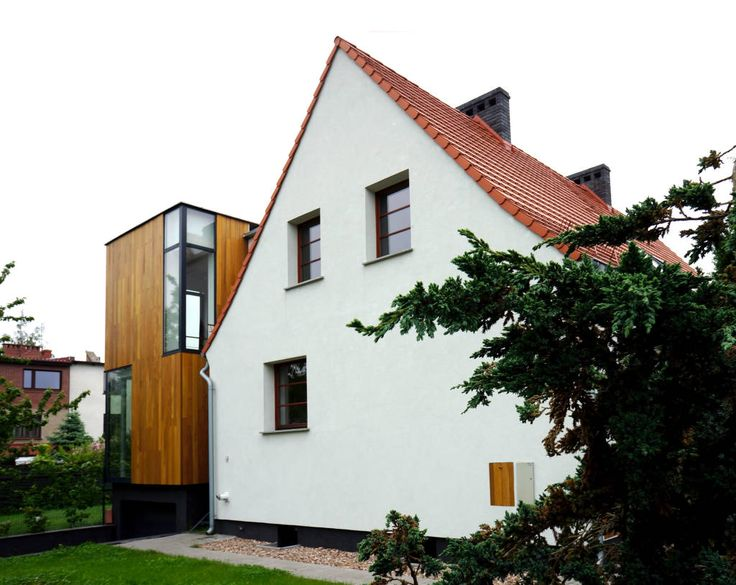 Ein Holzanbau der Extraklasse (von Elisabeth Liebing)