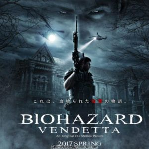 Resident Evil Vendetta (2017) online full movie
