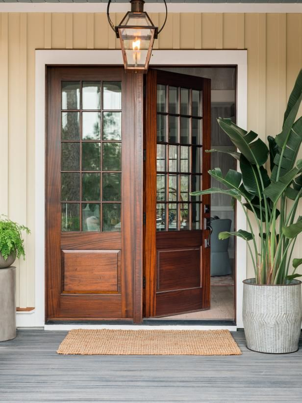 Pictures Of The Hgtv Smart Home 2018 Front Yard Stylish Living