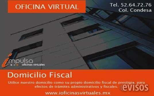 DOMICILIO FISCAL EN LA CONDESA DESDE $ 799  Realice todos los trámites administrativos que requiere su empresa.Su plan de domicilio fiscal ...  http://cuauhtemoc-city-2.evisos.com.mx/domicilio-fiscal-en-la-condesa-desde-799-id-630404