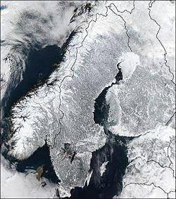 Sveriges klimat – Wikipedia