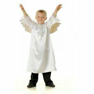 Boys Angel Costume
