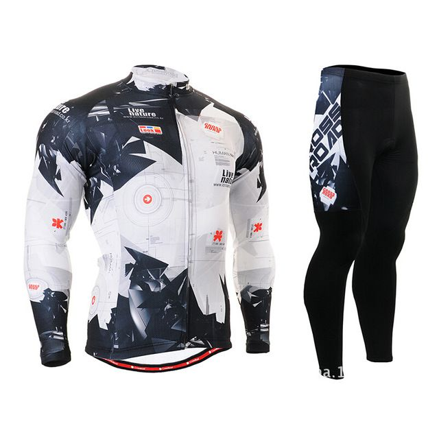 Caliente para hombre camisetas de ciclismo clothings bike transpirable mountain bike manga larga ciclismo clothing ubicación