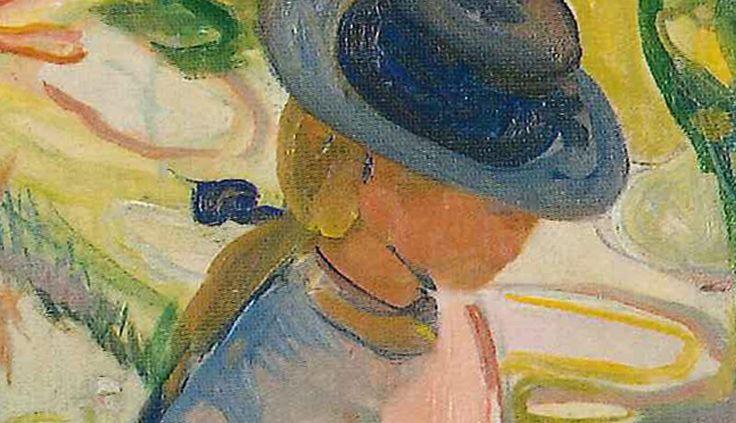 Munch og malervennene på Modum