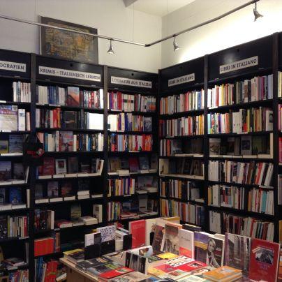 #Buchladen Dante Connection Literatur aus Italien und anderen Kulturen in #Berlin #Kreuzberg