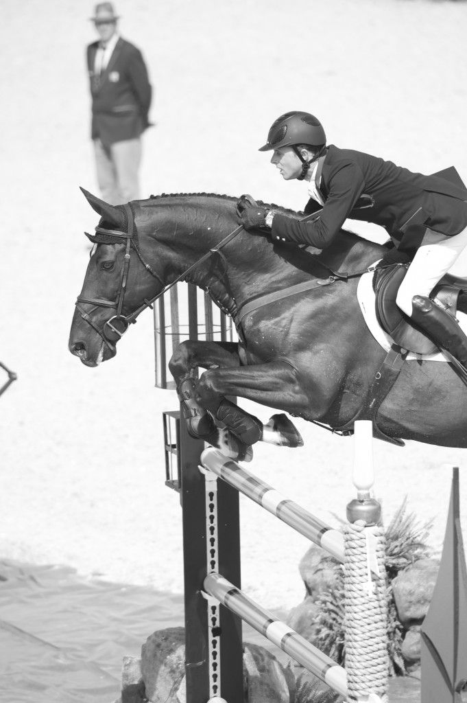 Ben Maher's tips for nailing a jump off