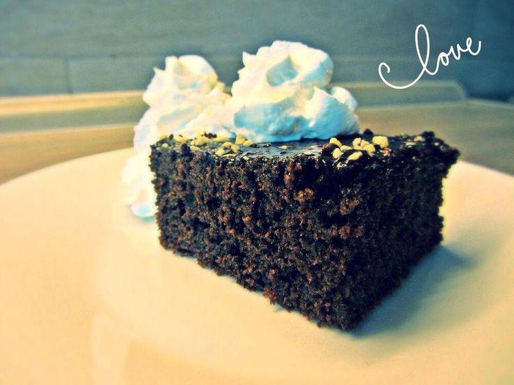 Brownies perník je úžasný dezert.