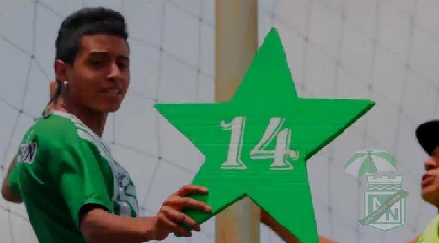 Estrella 14.