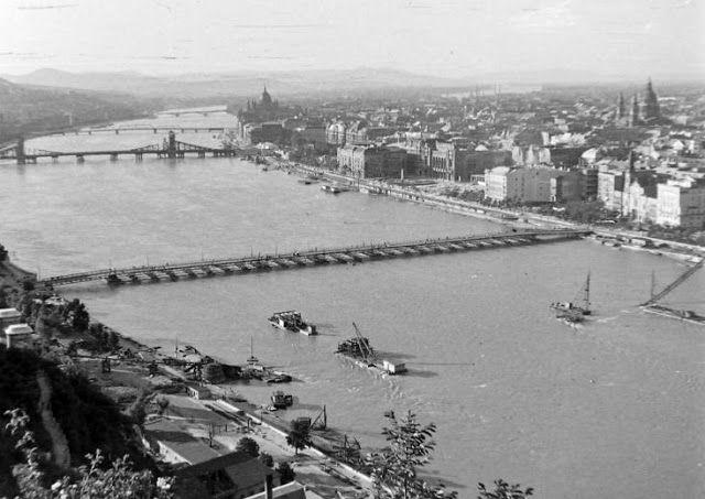 Budapest anno: több, mint nosztalgia...: Ilyen volt... A Böske híd