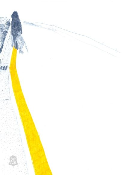 2015.07.02 Follow the yellow line