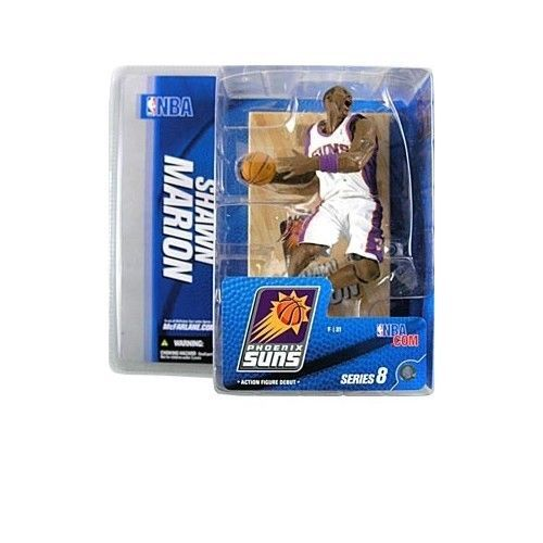 McFarlane Sportspicks: NBA Series 8 Shawn Marion Action Figure #MCFARLANENBA