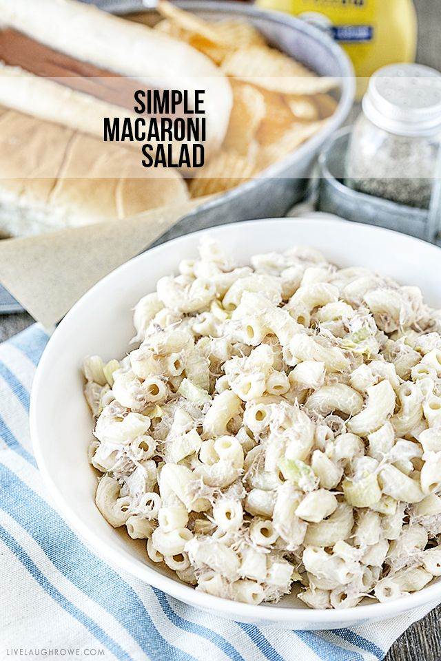 Best 25 macaroni salad with tuna ideas on pinterest Tuna and philadelphia pasta