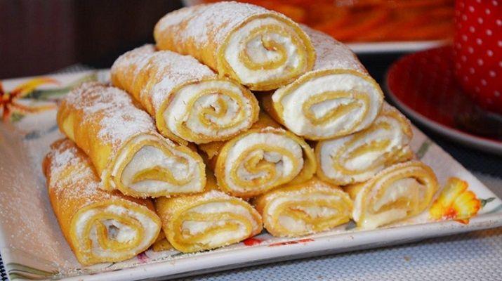 Вкусные тонкие кабачковые блинчики могут быть самостоятельным блюдом, а могут – приятным десертом.