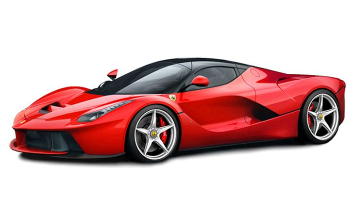 Ferrari LaFerrari Reviews - Ferrari LaFerrari Price $1,350,000  The LaFerrari is poised to be the king of all exotic sports cars. Its 789-hp V-12 gets a 161-hp boost from an electric motor—that's right, it's a hybrid— Far prettier than its predecessor, the Enzo, the LaFerrari is styled like a ground-bound fighter jet. Its interior is custom-fit for its owner—as it should be, given its sky-high price tag