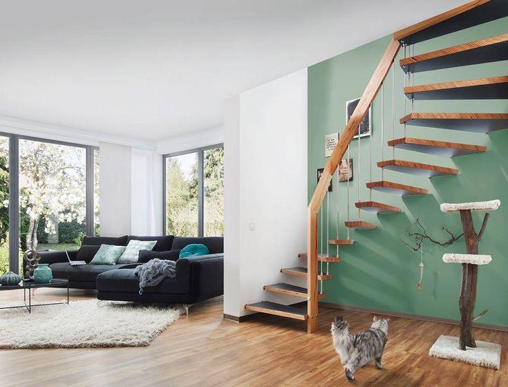 Die besten 25+ Treppen aus laminat Ideen auf Pinterest - unter der treppe wohnideen