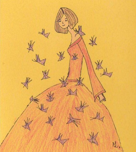 Lady s motýly