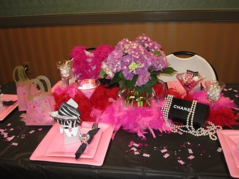 Diva Baby Shower Party Ideas Pinterest Themed Baby