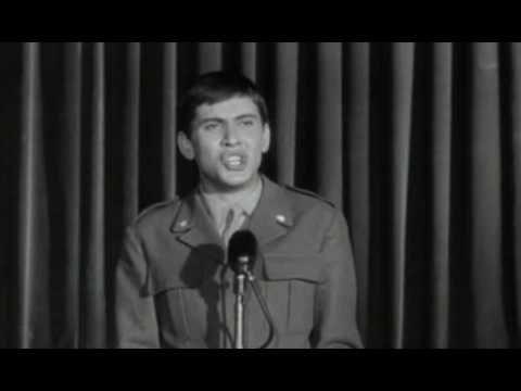 "Gianni Morandi ""In ginocchio da te"" 1964"