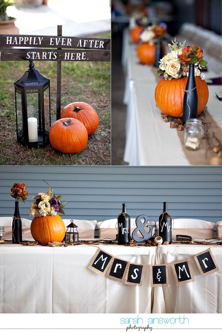 Autumn vintage winery weddingDiy Ideas, Fall Vintage Wedding Ideas, October Weddings, Autumn Vintage, Autumn Wedding, Fall Weddings, White Pumpkin, Winery Weddings, Wine Bottles
