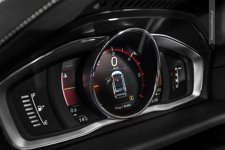 Volvo XC70 D4 FWD Summum Inscription instruments cluster in sport mode. More pisc @ http://premiummoto.pl #volvo #xc70
