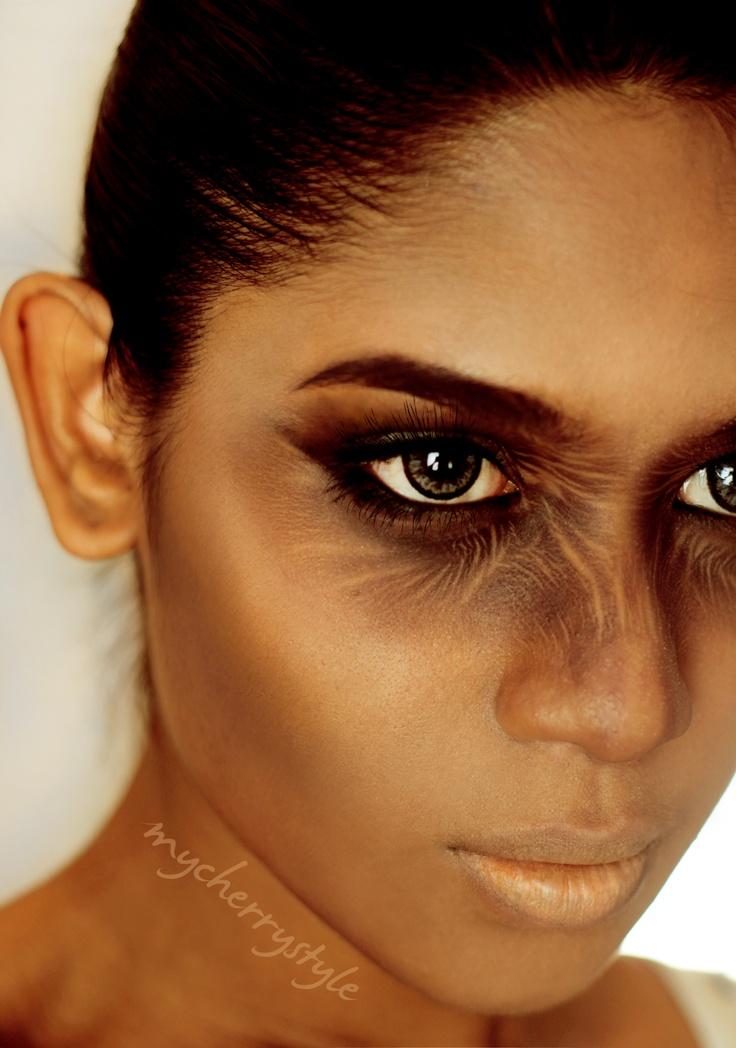 219 Best Creative Makeup Images On Pinterest
