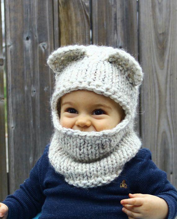 The Berkley Balaclava - knit hat - StyleMeCozy pattern