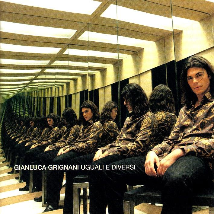 Gianluca Grignani - Uguali e Diversi - 2002 - #GianlucaGrignani #UgualieDiversi - https://itunes.apple.com/it/album/uguali-e-diversi/id14961509