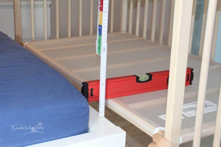 Baby Beistellbett Ikea : baby beistellbett selbst bauen g nstig einfach in 2020 mit bildern beistellbett baby ~ Watch28wear.com Haus und Dekorationen