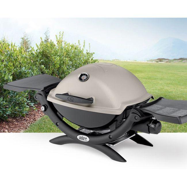 Weber Q1200 Portable Gas Grill