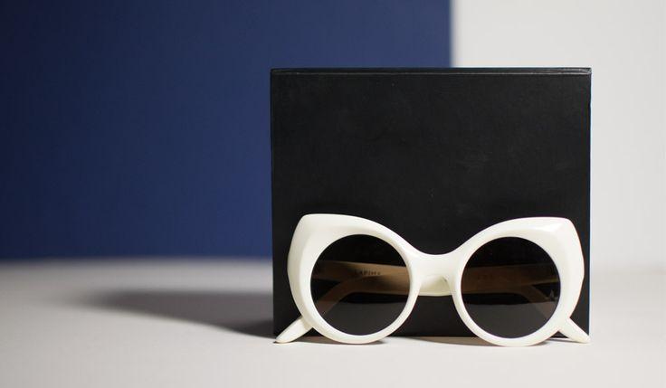 Lapima Sunglasses | #stilllife #fashion #art #sunglasses #accessories #jewellery  #valerydemure [discover more at www.valerydemure.com]