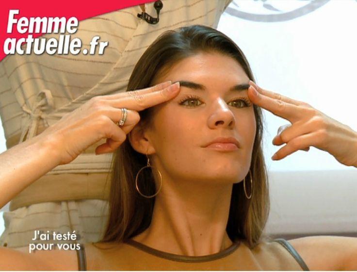 Vous souhaitez repousser l'apparition des premières rides ou retrouver la frimousse de vos 20 ans ? Notre journaliste Justine Andanson a testé pour vous la gymnastique faciale, une technique naturelle pour redessiner votre visage.